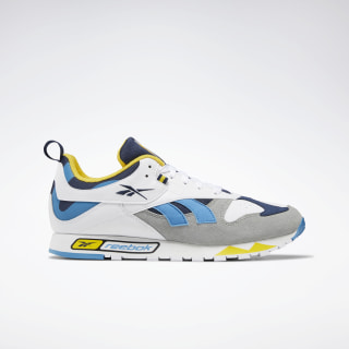 Classic Leather RC 1 Shoes White / True Grey 3 / Collegiate Navy DV8301