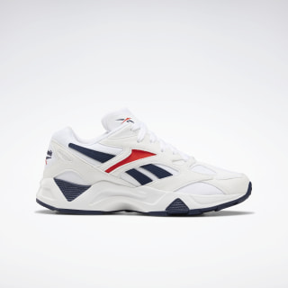 Aztrek 96 White / Collegiate Navy / Radiant Red EF3082