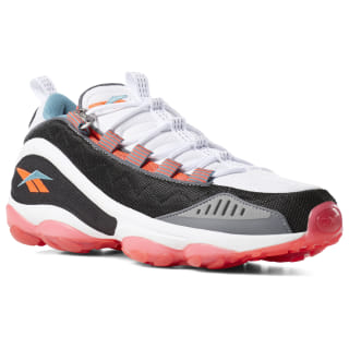 DMX Run 10 Multicolour / White / Black / Neon Red DV3814