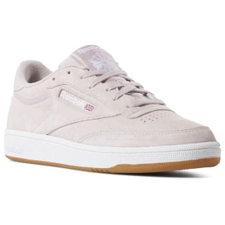 Club C 85 Ashen Lilac/White/Gum DV3706
