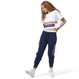 Classics Graphic Pants Collegiate Navy DH1329