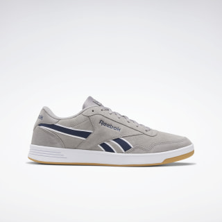 Reebok Royal Techque T Shoes Powder Grey / Collegiate Navy / White EF7815