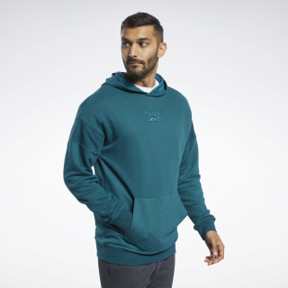 Training Essentials Hoodie Heritage Teal FK6047