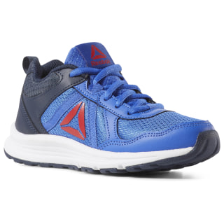 REEBOK ALMOTIO 4.0 Crushed Cobalt / Collegiate Navy / Prmal Red / White CN8582