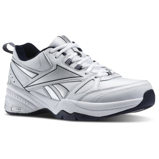 Reebok Royal Trainer 4E White / Reebok Navy / Pure Silver M43106
