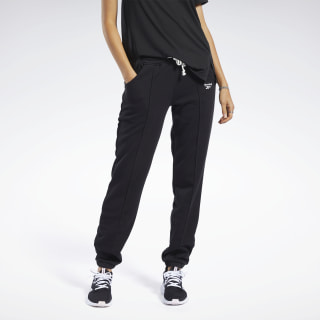 TE French Terry Pant Black FK6652