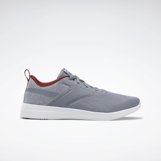 Reebok PennyMoon Men's Shoes Cold Grey 4 / Red Ember / White EF3423