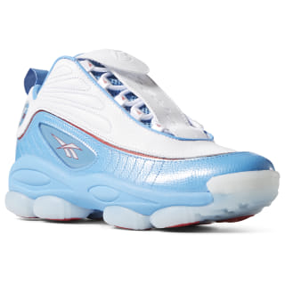 Tenis Iverson Legacy Athletic Blue / White / Red CN8405