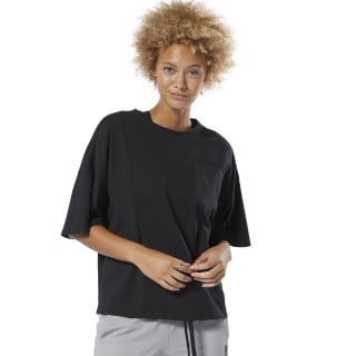 Training Supply Pocket Tee Black DU4050
