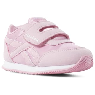 Zapatillas Reebok Royal Cljog 2 Kc Light Pink / White DV4015