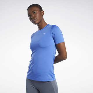 Workout Ready Supremium Tee Blue Blast FK6803