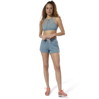 Elements Simple Shorts Teal Fog DU4903