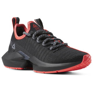 Sole Fury SE Black / Grey / Red DV6921