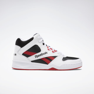 Reebok Royal BB 4500 Hi 2 Men's Basketball Shoes White / BLACK / EXCELLENT RED DV6690