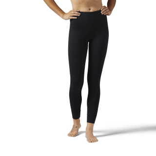 Lux High-Rise Legging Black BR5244