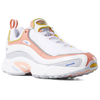 Daytona DMX White / Cold Grey / Pink CN7406