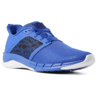 Кроссовки Reebok Print Run 3.0 FW-CRUSHED COBALT/BLACK/WHITE CN7210