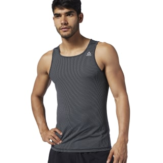 One Series Running Speedwick Singlet Black EC2508