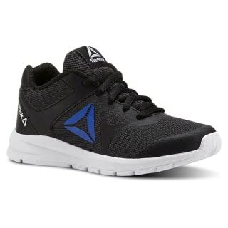 Rush Runner Black/Vital Blue CN5325