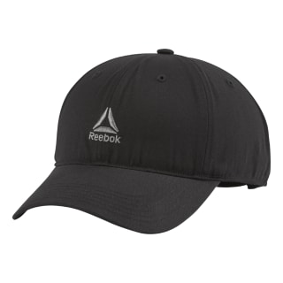 CASQUETTE ACTIVE FOUNDATION LOGO Black CZ9842