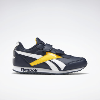 Reebok Royal Classic Jogger 2.0 Collegiate Navy / Solar Gold / White EH1792