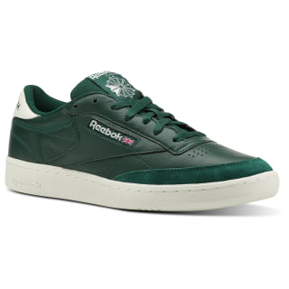 Club C 85 MU TRC-DARK GREEN/CHALK CN3600