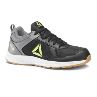 Scarpa Reebok Almotio 4.0 Black / Grey / Lime DV9166