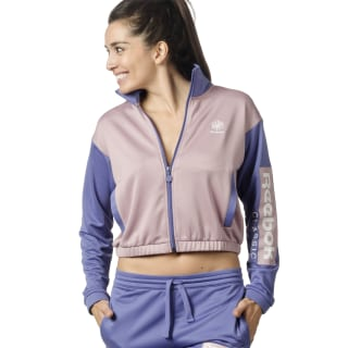 Classics R Track Jacket Infused Lilac DX2337