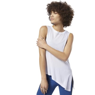 Training Supply Tanktop White D93923