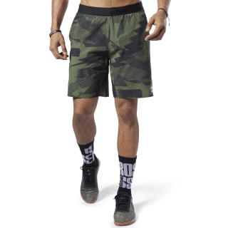 Reebok CrossFit® Games Speed Shorts Canopy Green EC1430
