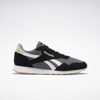 Reebok Royal Ultra Shoes Black / Shark / Modern Beige EF7675