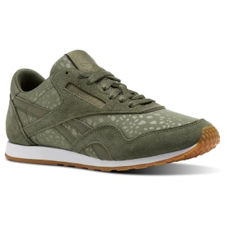 Classic Nylon Slim Text Lux Hunter Green/White/Gum BS9446