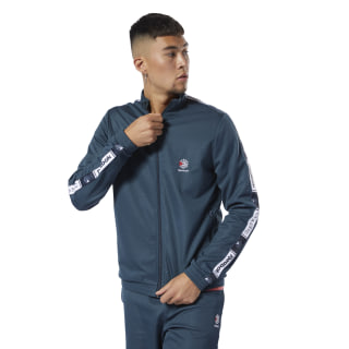 Giacca Classics Taped Track Top Blue Hills DT8149