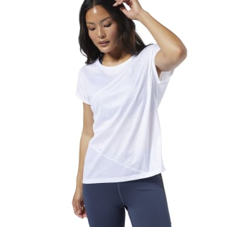 T-shirt Yoga White EB8137
