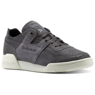 Workout LO DCN Foil Ash Grey/Chalk BS9833