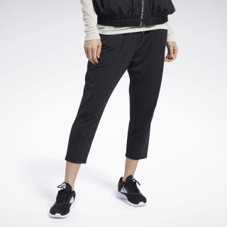 Jersey 7/8 Pants Black FJ2910
