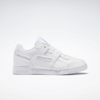 Workout Lo Plus White / White / Lilac Frost EH0232