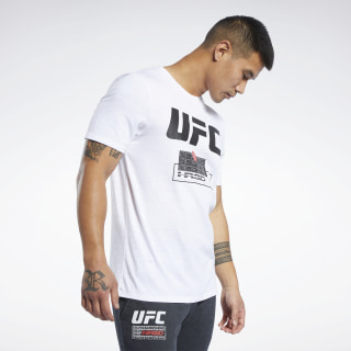 UFC FG Fight Week T-Shirt White FJ5156