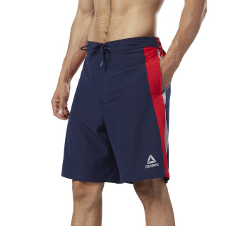 Splice E-Board Shorts Blue EV7460