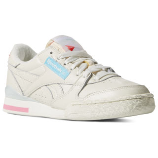 Phase 1 Pro Women's Shoes Chalk / Neon Red / Blue / Pink DV7785