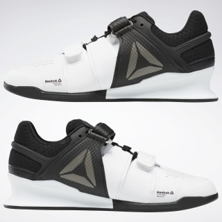 Reebok Legacy Lifter Men's Weightlifting Shoes White | Reebok US