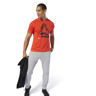 Training Speedwick Move T-Shirt Canton Red DU3967