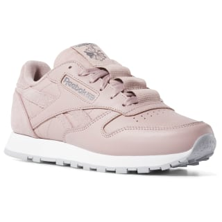 Classic Leather Smoky Rose/Cold Grey/White CN7024
