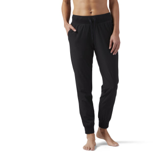 Training Supply Woven Pant Black CF5888