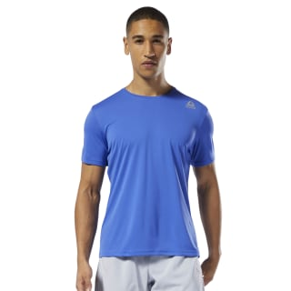 Remera Short Sleeve Crushed Cobalt DU4276