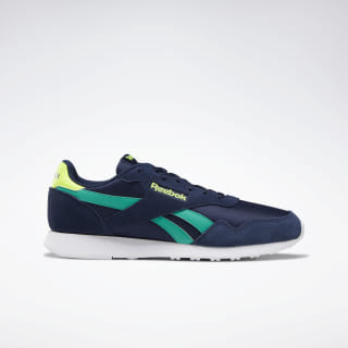 Reebok Royal Ultra Schoenen Navy / Emerald / Yellow / White DV8825