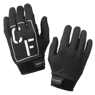 Reebok CrossFit Unisex Grip Gloves Black CZ9927