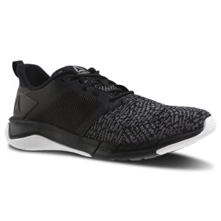 Reebok Print Run 3.0 Black / Foggy Grey / White CN2504