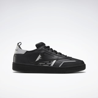 Club C Ree:Dux Shoes Black / Silver Met. / Gold Met. FV3534
