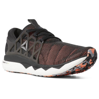 Reebok Floatride Run Flexweave Black/Guava/White/Shadow/Grey DV3966